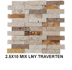 2,5X10 MIX LNY TRAVERTEN